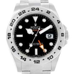 Rolex Explorer II Black Dial Automatic Men's Watch 216570 Box