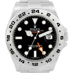 Rolex Explorer II Black Dial Automatic Men's Watch 216570