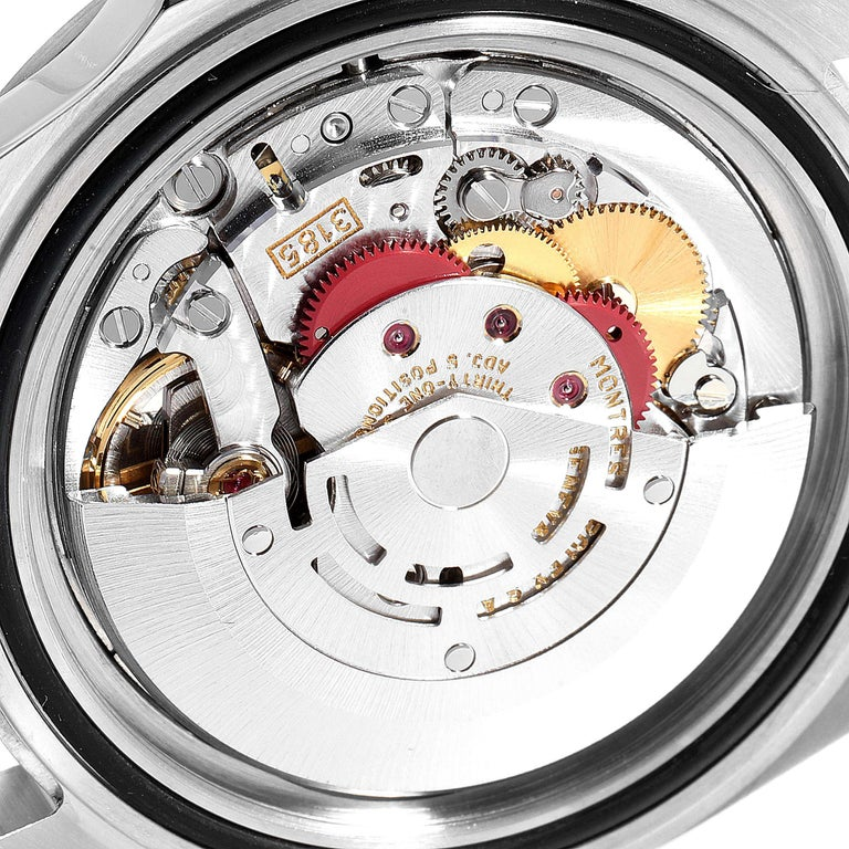 Rolex Explorer II Black Dial Automatic Steel Men's Watch 16570 For Sale 3