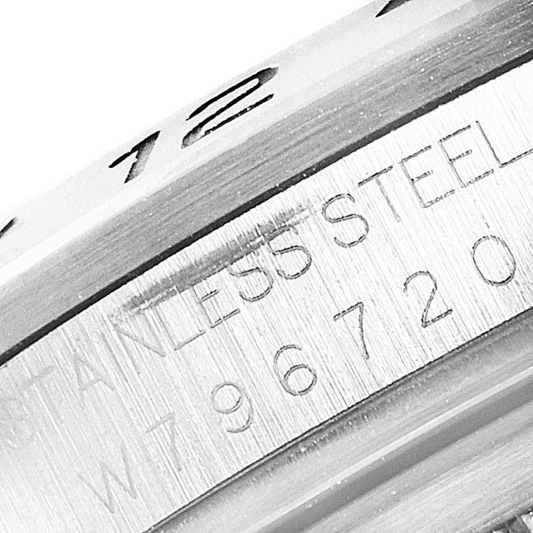 Rolex Explorer II Black Dial Automatic Steel Men's Watch 16570 For Sale 5