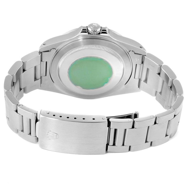 Rolex Explorer II Black Dial Automatic Steel Men's Watch 16570 For Sale 6