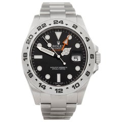 Rolex Explorer II Stainless Steel 216570 Wristwatch