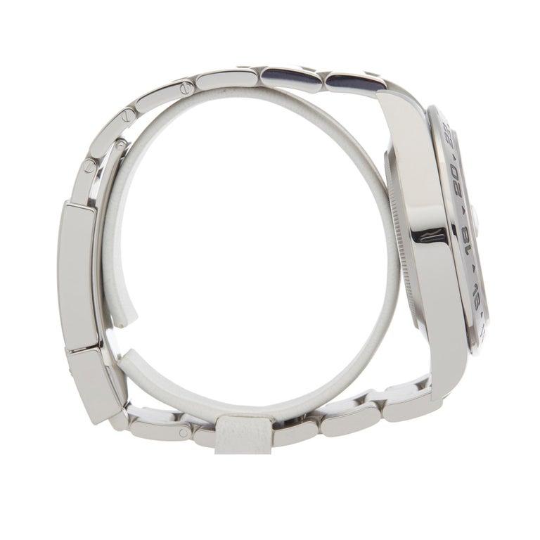 Men's Rolex Explorer II XL Stainless Steel 216570