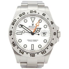 Rolex Explorer II XL Stainless Steel 216570
