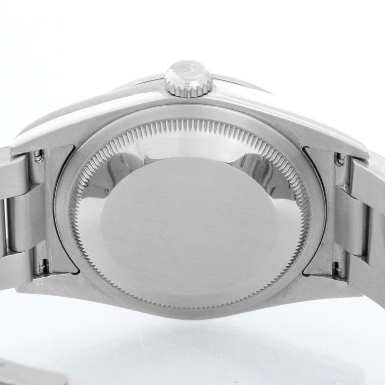 Rolex Explorer Men's Stainless Steel Watch 114270 For Sale 1
