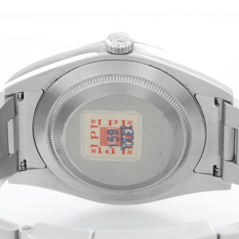 Rolex Explorer Men's Stainless Steel Watch 214270 For Sale 1
