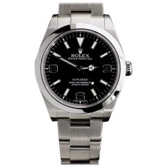 Rolex Explorer Stainless Steel Watch 442011Y7