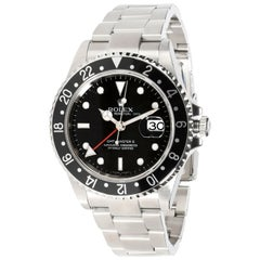 Rolex GMT II 16710 Men's Watch in Stainless Steel