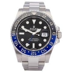 Rolex GMT-Master 116710BLNR Men's Stainless Steel Batman Watch