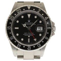 Rolex GMT Master 16700, Certified and Warranty