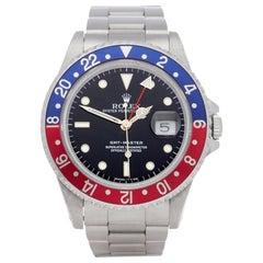 Rolex GMT-Master 16700 Men Stainless Steel Watch