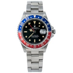 Rolex GMT Master 16700, White Dial, Certified and Warranty