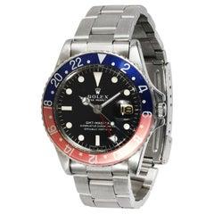 Rolex GMT-Master 1675 Men's Watch in Stainless Steel