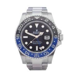 Rolex GMT-Master II 0 116710BLNR Men Stainless Steel 0 Watch