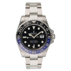 Rolex GMT Master II 116710 Batman Men's Watch