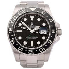 Rolex GMT-Master II 116710 Men's Stainless Steel Watch