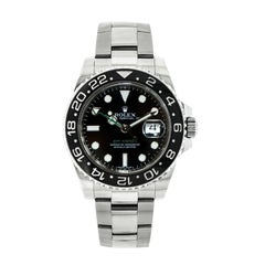 Rolex GMT Master II 116710 Stainless Steel Wristwatch