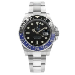Rolex GMT-Master II 116710BLNR Batman Steel Ceramic Automatic Men's Watch