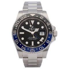 Rolex GMT-Master II 116710BLNR Men's Stainless Steel 'Batman' Watch