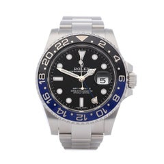 Rolex GMT-Master II 116710BLNR Men's Stainless Steel 'Batman' Watch