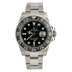 Rolex GMT Master II 116710LN, Blue Dial, Certified and Warranty