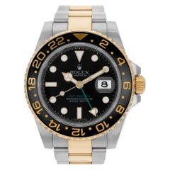Rolex GMT Master II 116713, Case, Certified and Warranty