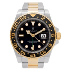 Rolex GMT Master II 116713, Certified and Warranty