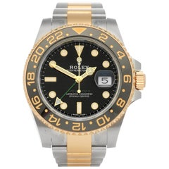 Rolex GMT-Master II 116713LN Men's Stainless Steel Watch