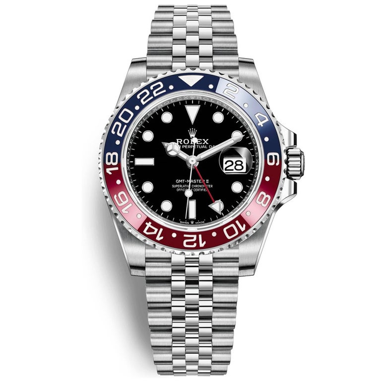 Rolex Gmt Master Ii 126710 Bksj