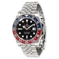Rolex GMT Master II 126710BLRO Men's Watch in Stainless Steel