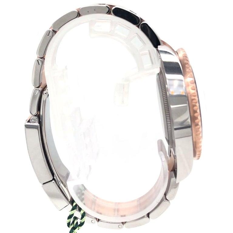 Rolex GMT-Master II 126711CHNR Black Dial Root Beer Bezel Oyster Bracelet For Sale 1
