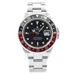 Rolex GMT-Master II 16710 'Coke' Stainless Steel Automatic Mint Men's Watch