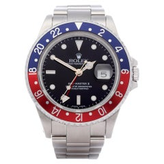 Rolex GMT-Master II 16710 Men's Stainless Steel Watch