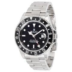 Rolex GMT Master II 16710 Men's Watch in Stainless Steel