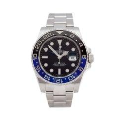 Rolex GMT Master II Batman Stainless Steel 116710BLNR