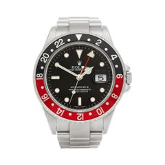 Rolex GMT-Master II Coke Stainless Steel 16710