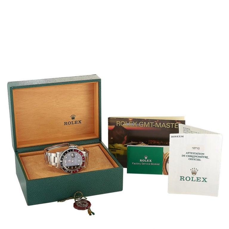 Men's Rolex GMT-Master II