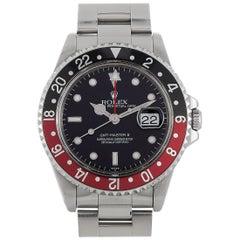"""Rolex GMT-Master II """"Coke"""" Watch 16710"""