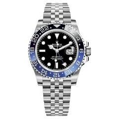 Rolex GMT Master II Men's Watch, 126710blnr Batman