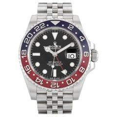 Rolex GMT-Master II Pepsi Watch 126710BLRO