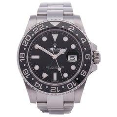 Rolex GMT-Master II Edelstahl 116710LN