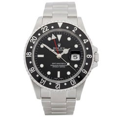 Rolex GMT Master II Stainless Steel Men's 16710