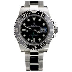 Rolex GMT-Master II Stainless Steel Watch 116710LN
