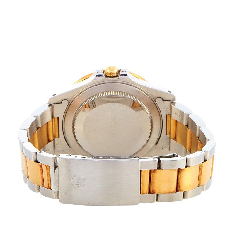 Men's Rolex GMT-Master II Watch 16713 For Sale