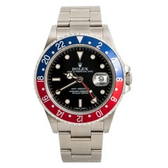 Rolex GMT Master II13800, Dial Certified Authentic