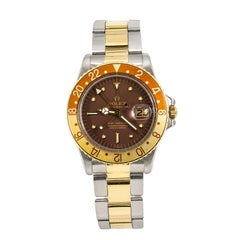 Rolex GMT Master II17400, Dial Certified Authentic