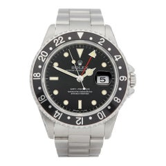 Rolex GMT-Master Stainless Steel 16700