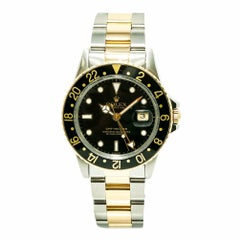 Rolex GMT Master8874, Grey Dial Certified Authentic