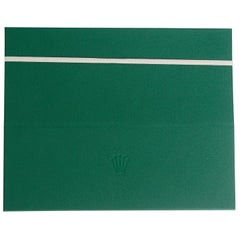 Rolex Green Tablet Case for Ipad or Samsung Tab 4