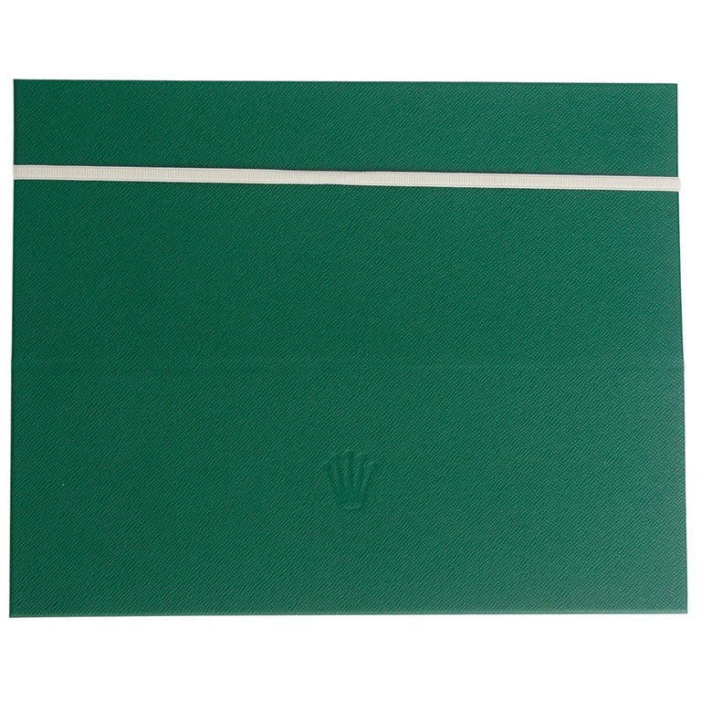 Rolex Green Tablet Case for Ipad or Samsung Tab 4 For Sale